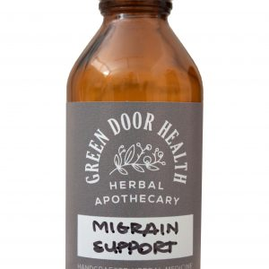 migraine herbal support