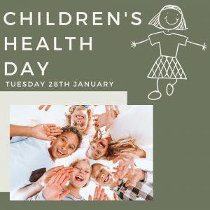 Children's and Mum's Health Days!