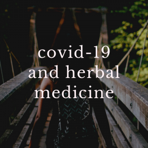 Covid-19 and Herbal Medicine